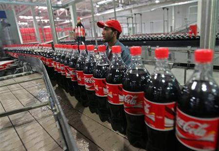 palette coca cola