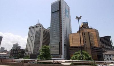 Ventures Union Bank Building