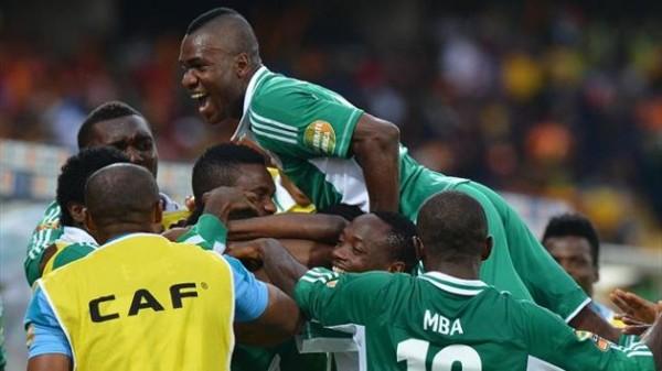 Nigeria Afcon 2103
