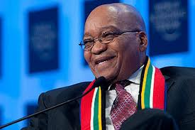 South African president