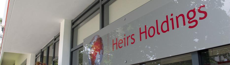 Image result for heirs holdings