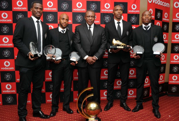 Orlando Pirates Splash Cash At Player Awards Ceremony - Ventures Africa
