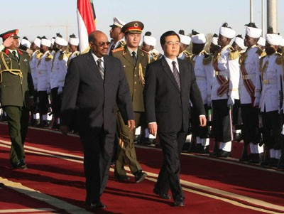 السودان يعلن عن بناء أول محطة نووية China_sudan