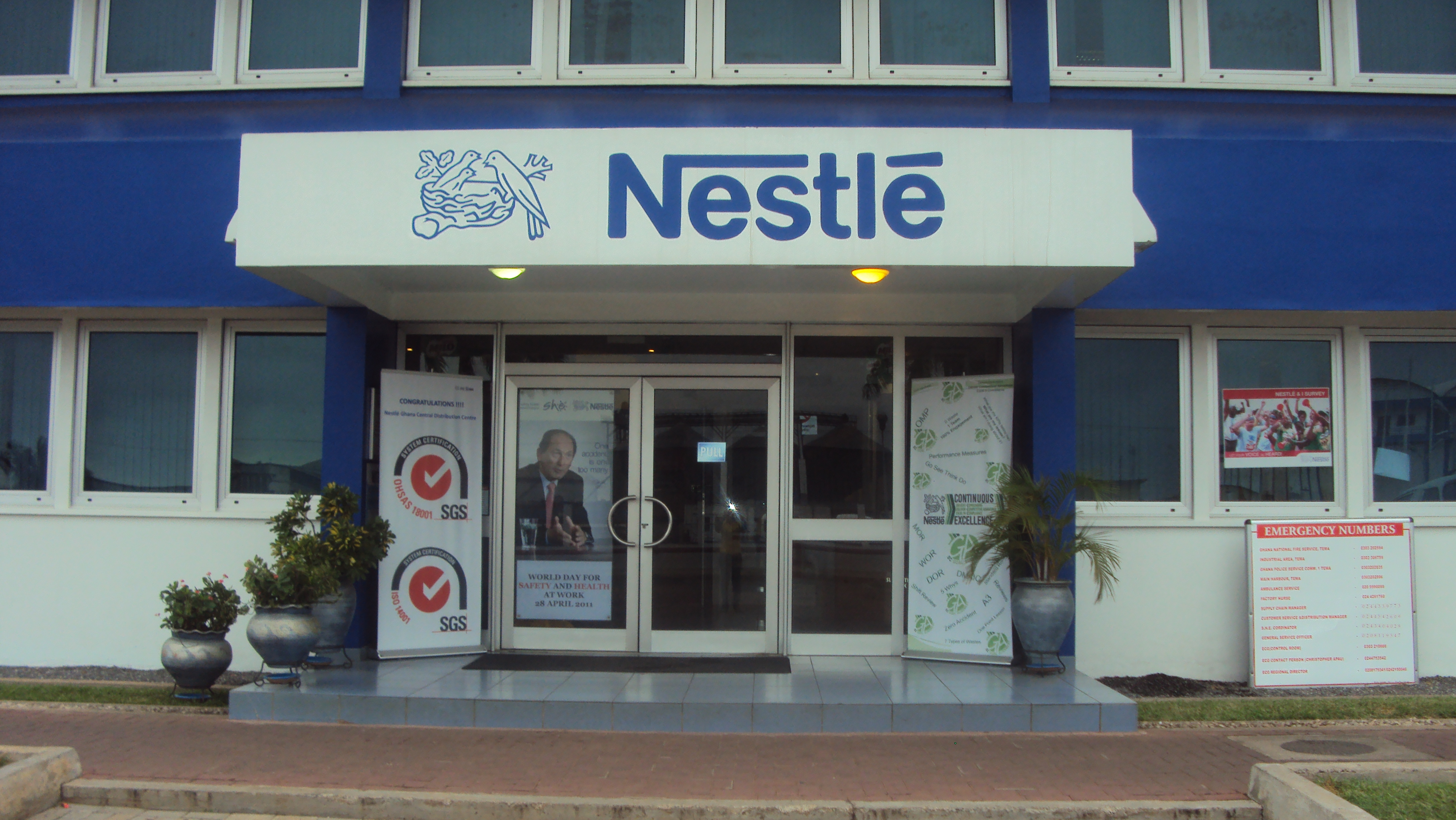 Innovation Company Company Contact Email Asia Co Ltd Mail: Africa Offers Nestle A Reality Check
