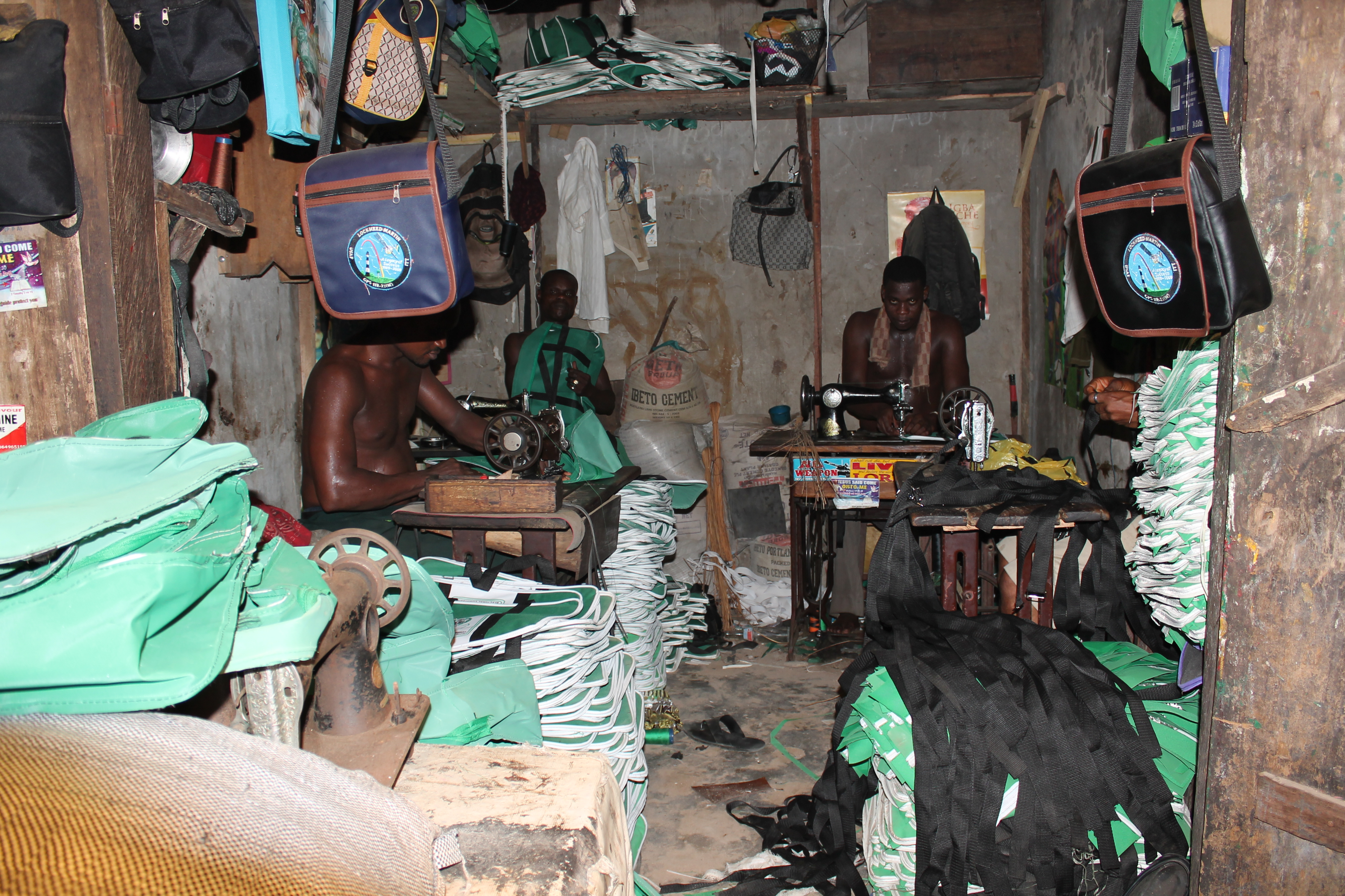 How the power distribution gap in Aba is stifling the Made in Nigeria dream