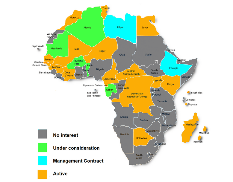 Orange has always been interested in Burkina Faso