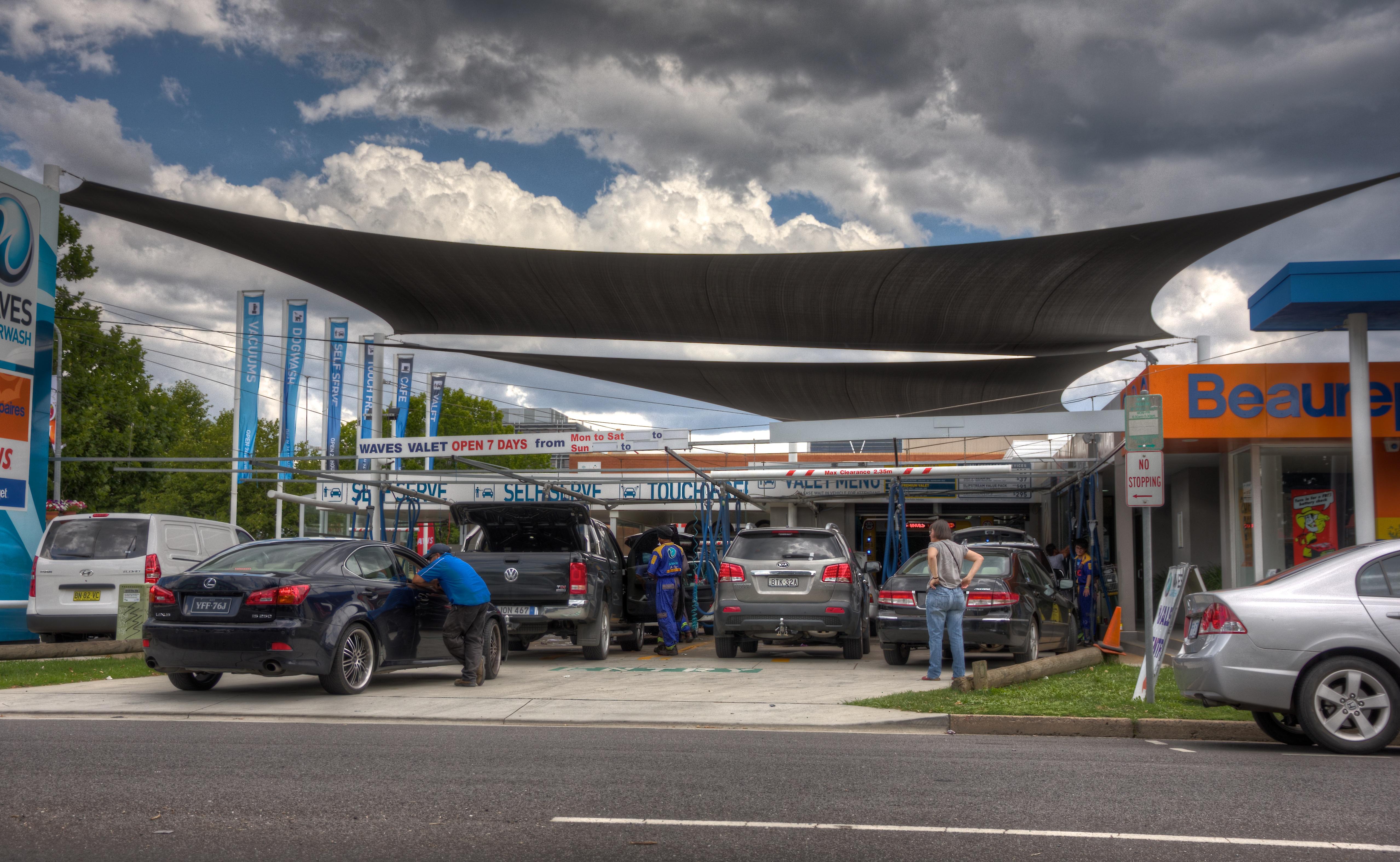 Cheap Car Wash Bay Area