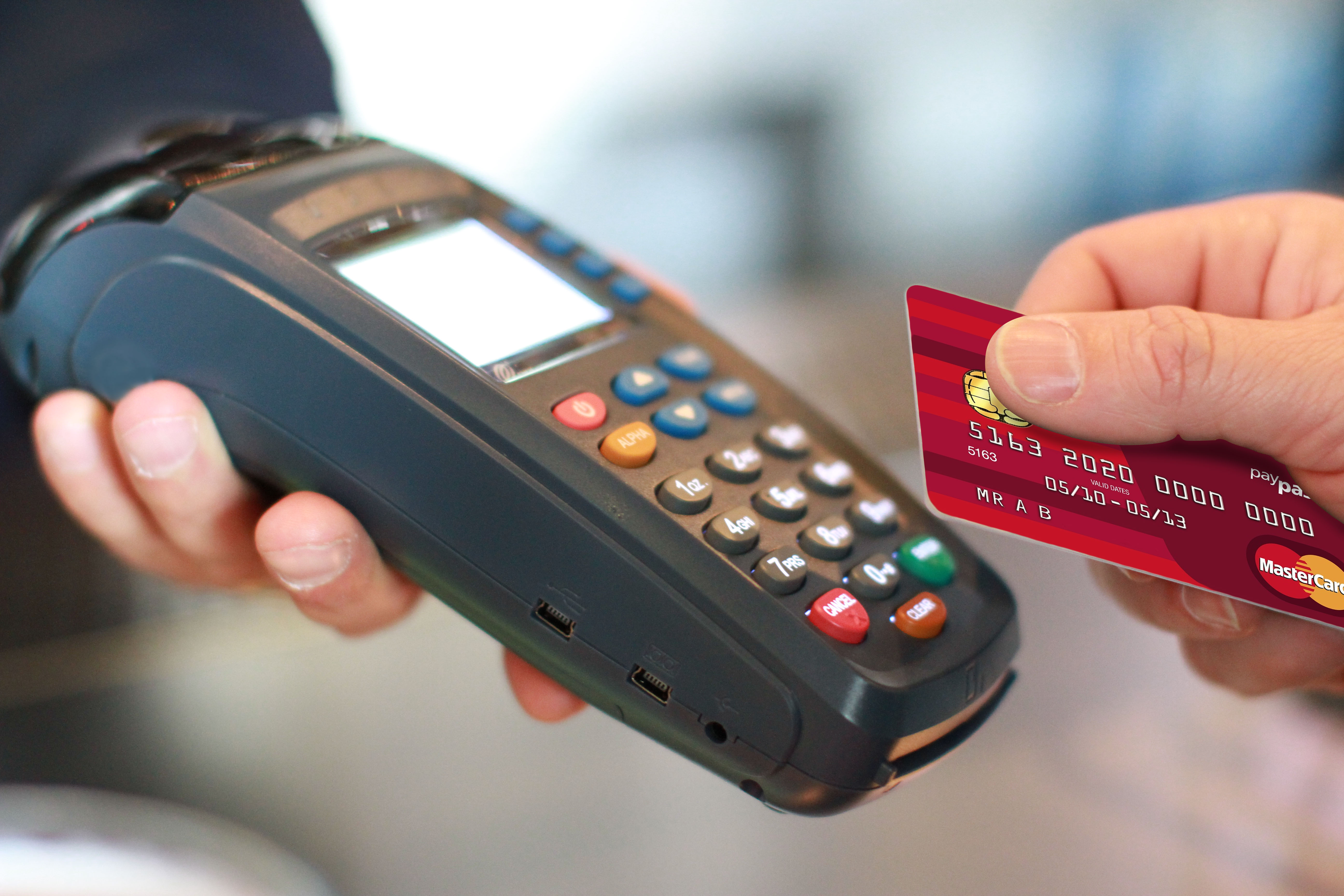 how to close eftpos nab