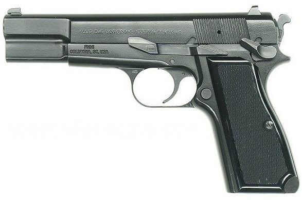 DICON - Pistol_Browning_SFS