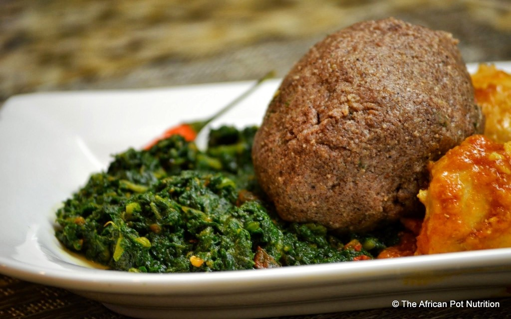Sadza - The African Pot of Nutrition