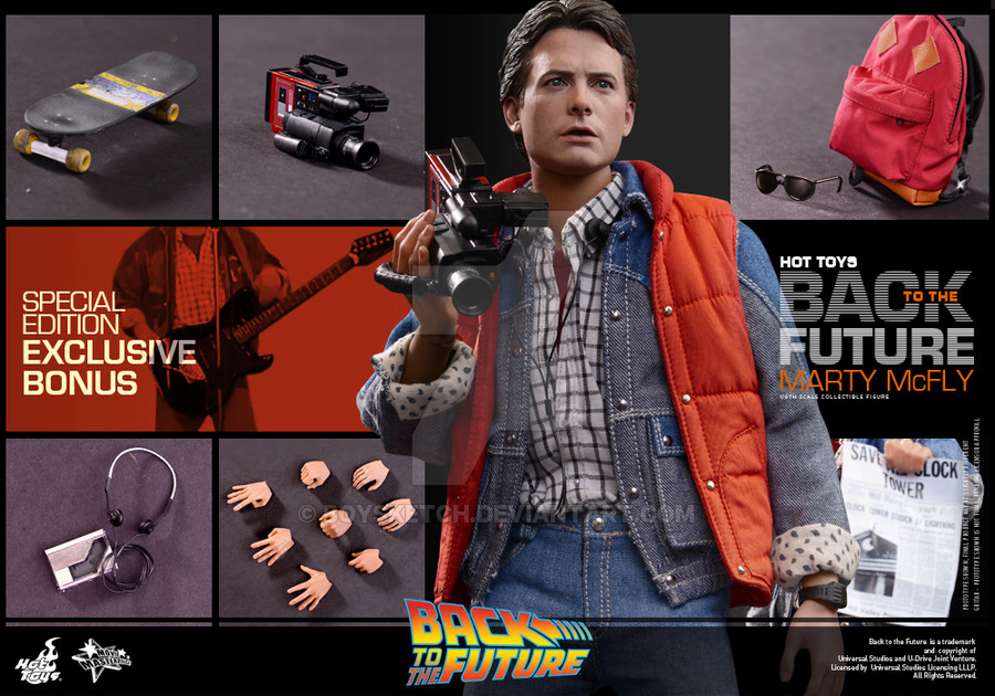 """Back to the Future Day"""" is rapidly approaching."""