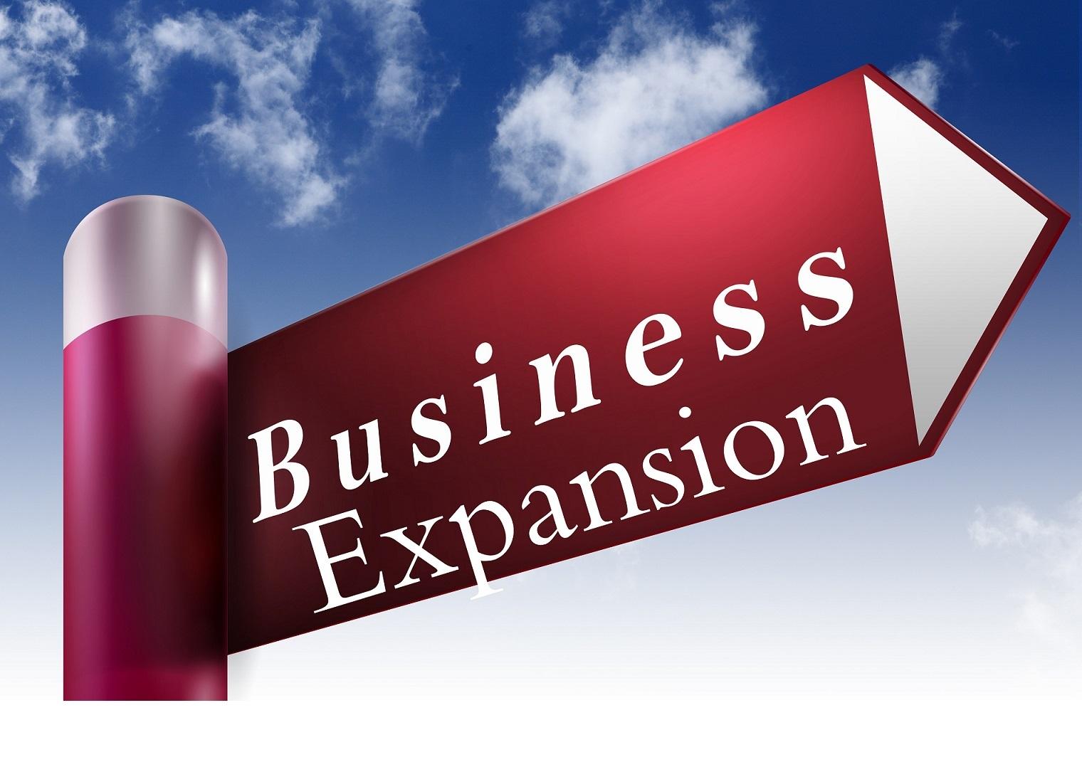 Business expansion plans