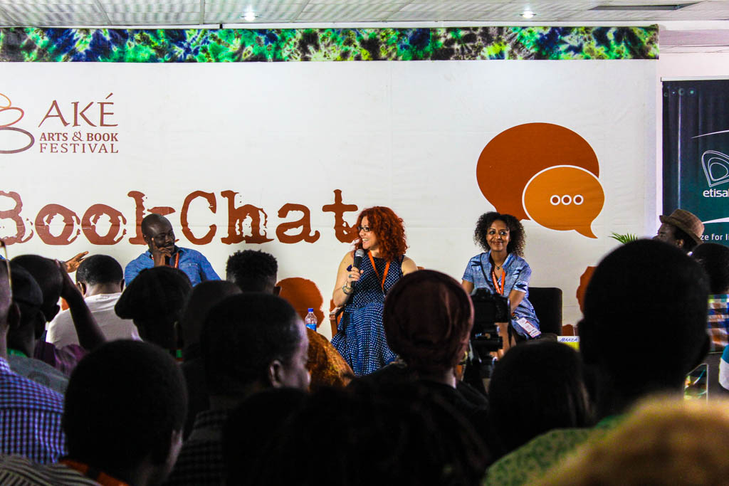 Helon Habila, Eltahawy and Maaza Mengiste