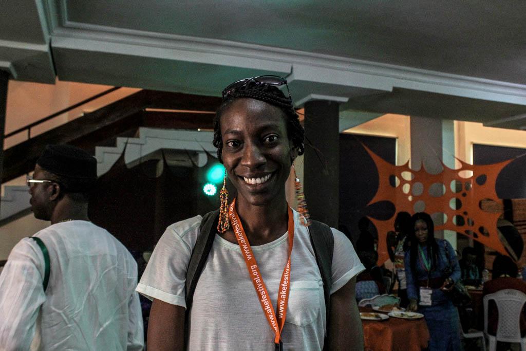 Yewande Omotosho. Author- Bomboy