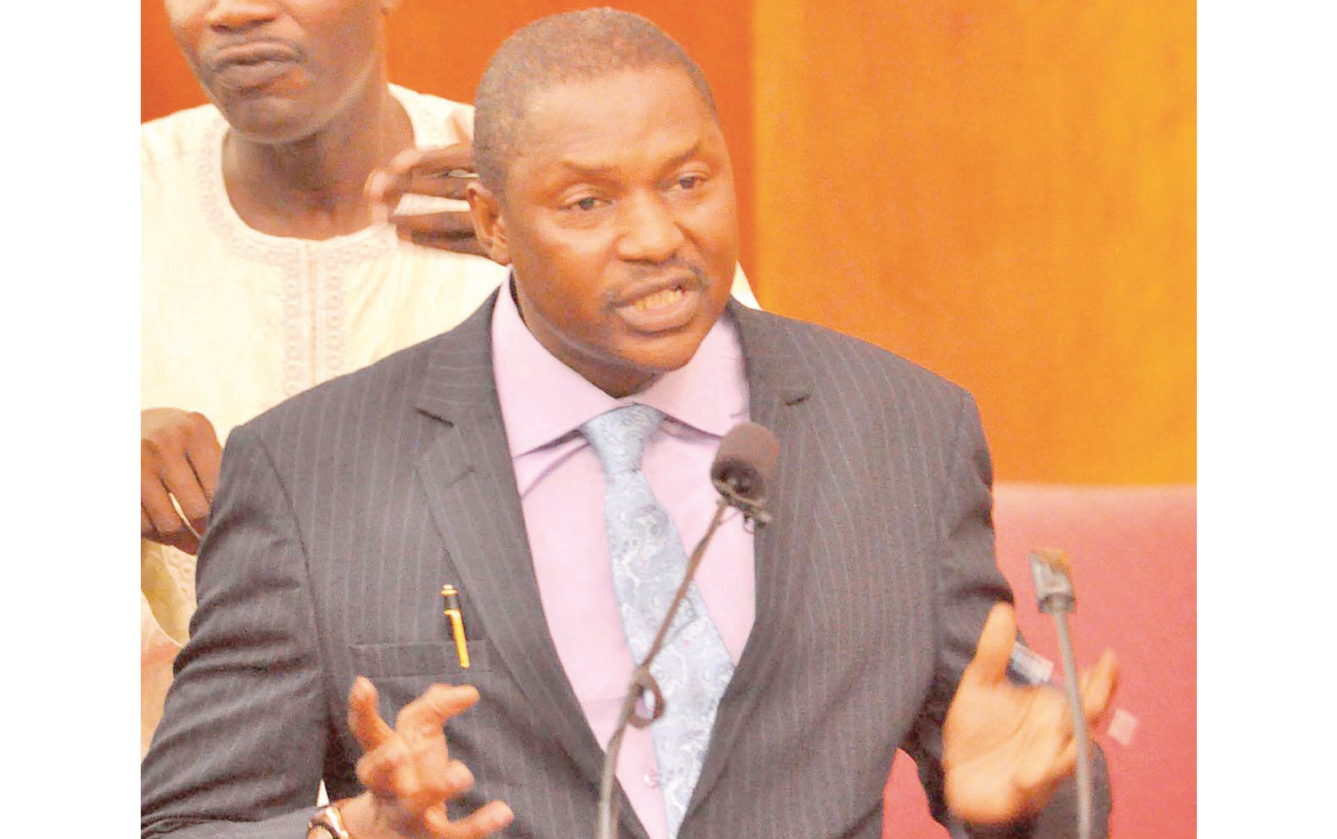 Abubakar Malami - Minister of Justice