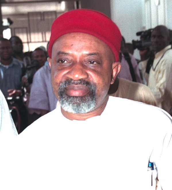 Chris Ngige- Minister of Labour and Employment