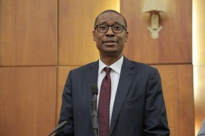 Okechukwu Enyinna Enelamah - Minister of Trade, Industry and Investment