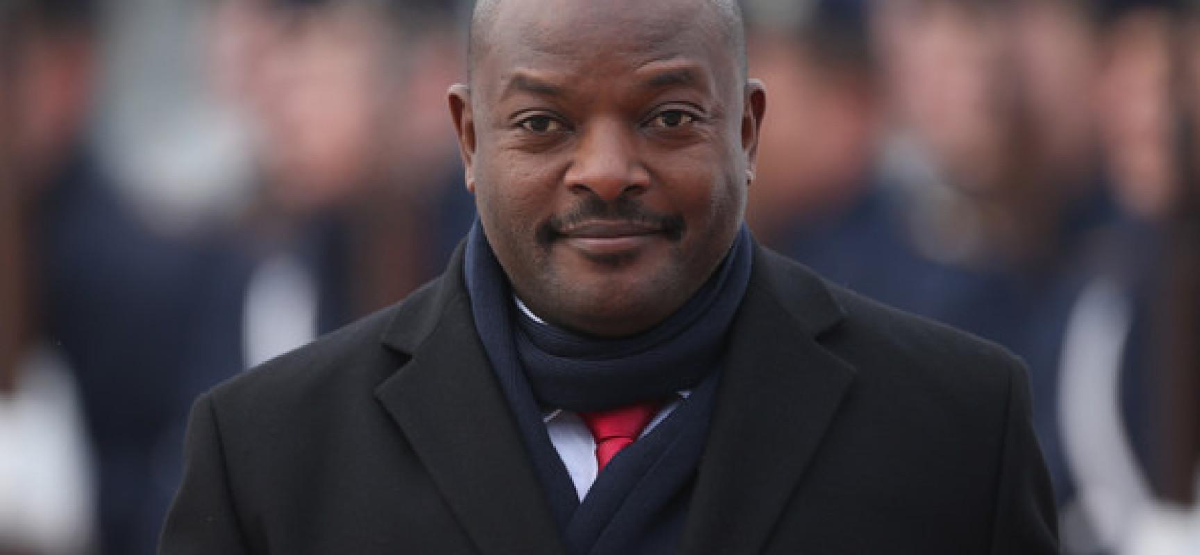Pierre Nkurunziza Credit - www.vozempire.com