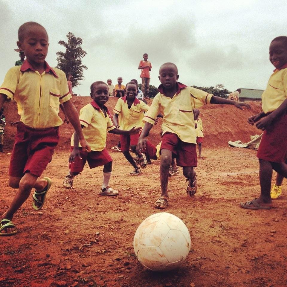 School children play Soccket Credit - Discover Magazine