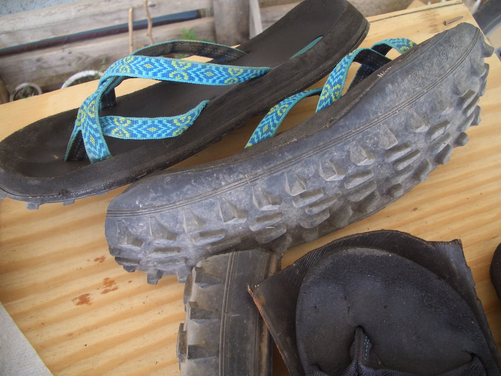 Recycling Old Tyres Into Shoes Is One Of The Latest Innovations In Uganda Ventures Africa