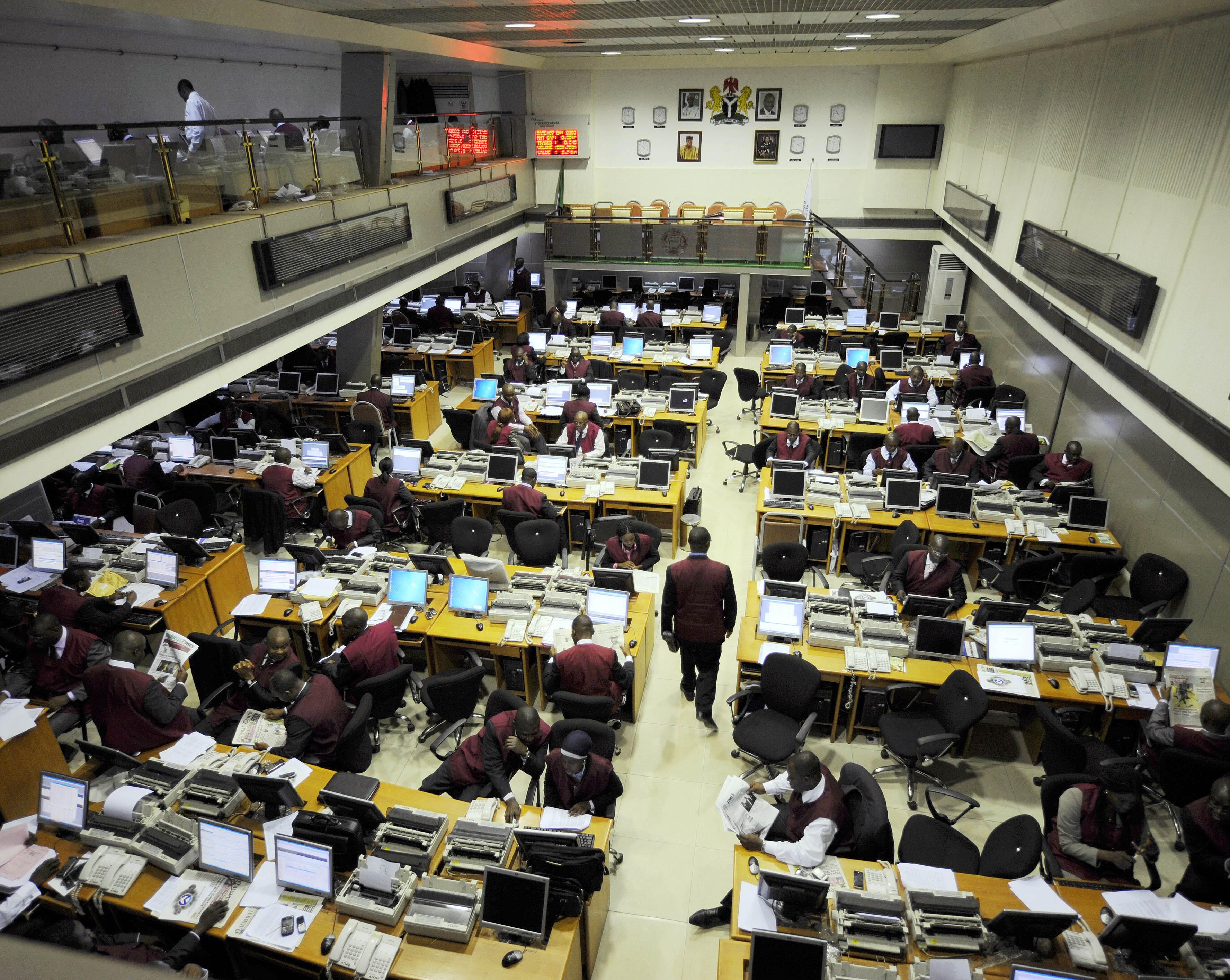 definition of nigerian stock exchange market