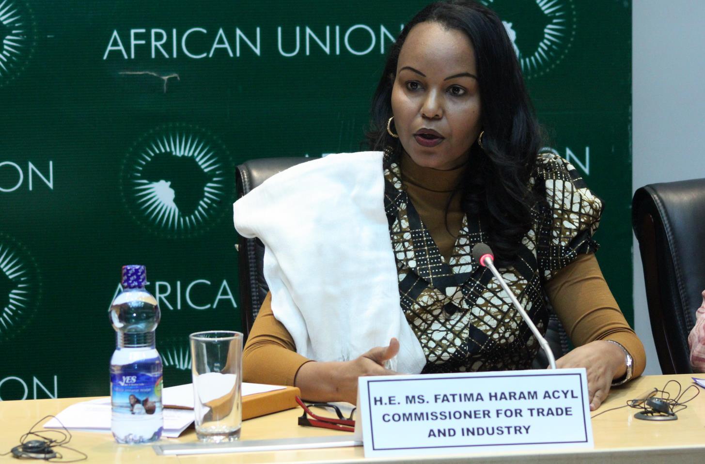 Fatima-Haram-Acyl-AU-Commissioner-for-Trade