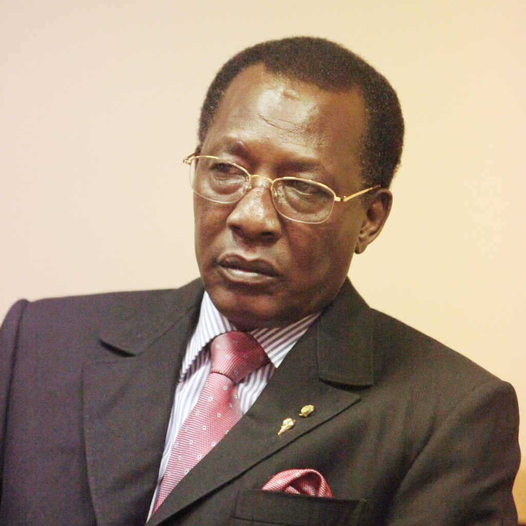 President Idris Deby Credit- Wikimedia