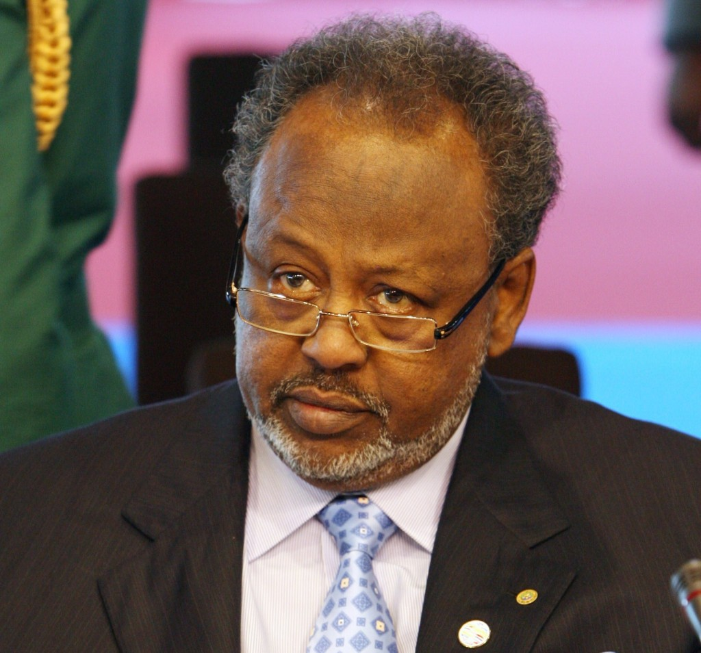 President Ismail Guelleh Credit- Voice of Djibouti