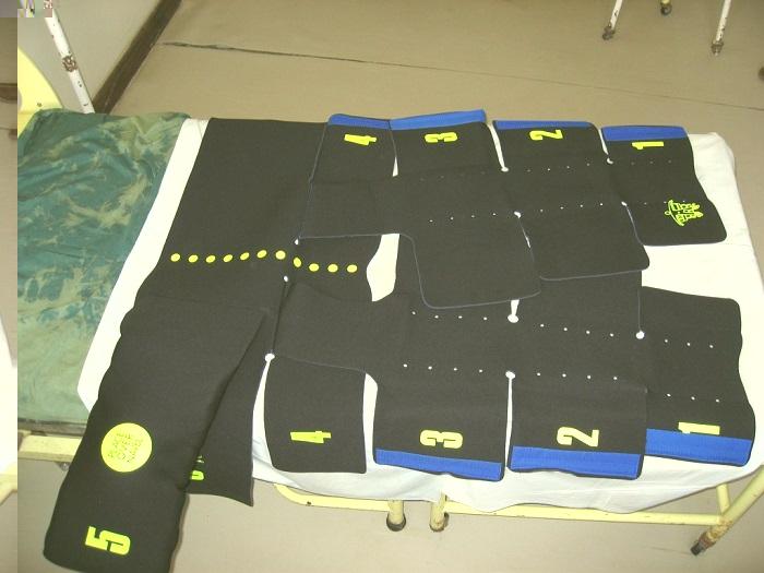 The non-pneumatic anti-shock garment - LifeWrap