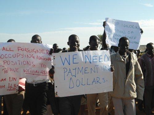SudanStrike-Ventures-Africa