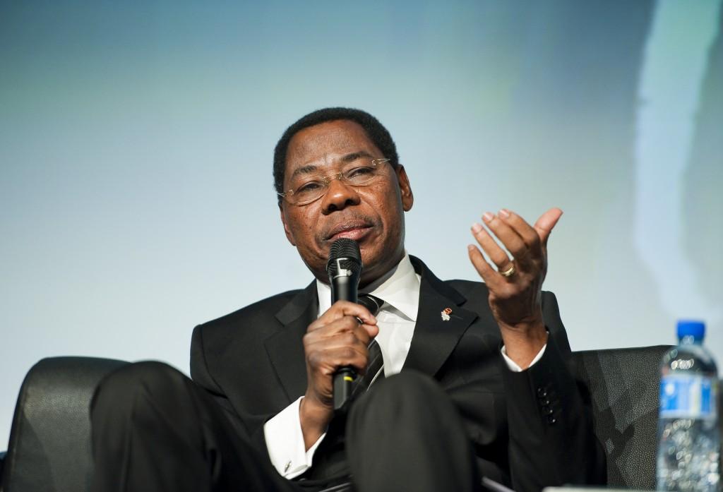 President Boni Yayi Credit- Chronicle