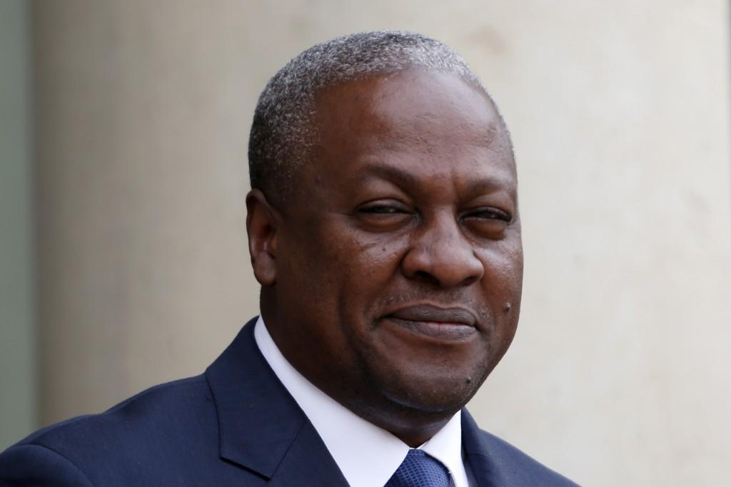 President John Mahama Credit- Accra report