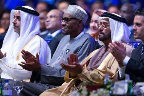 Buhari at the Summit