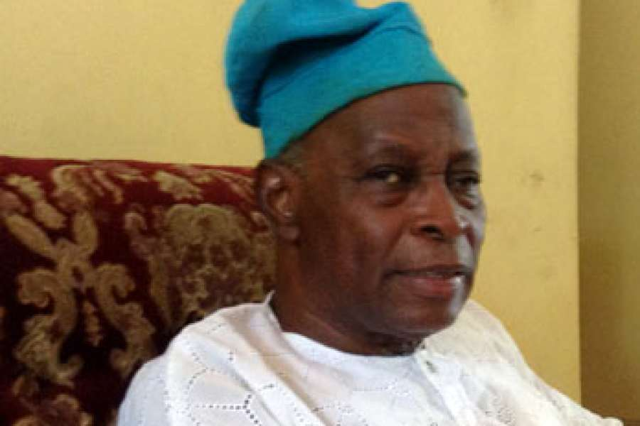 Olu Falae (77), was kidnapped on September 21, 2015 by Fulani herdsmen