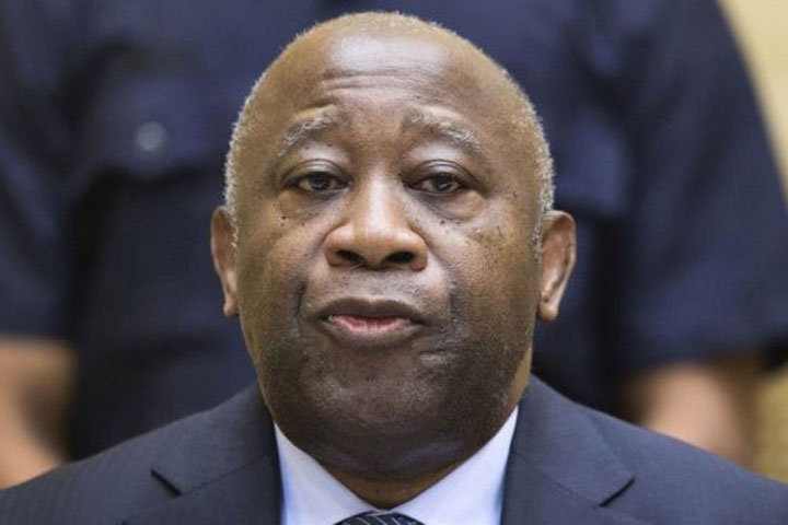 Laurent Gbagbo re appeared at the International Criminal Court (ICC) on Thursday