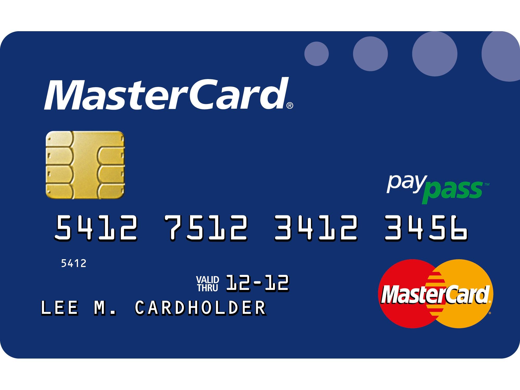 mastercard nummer generator