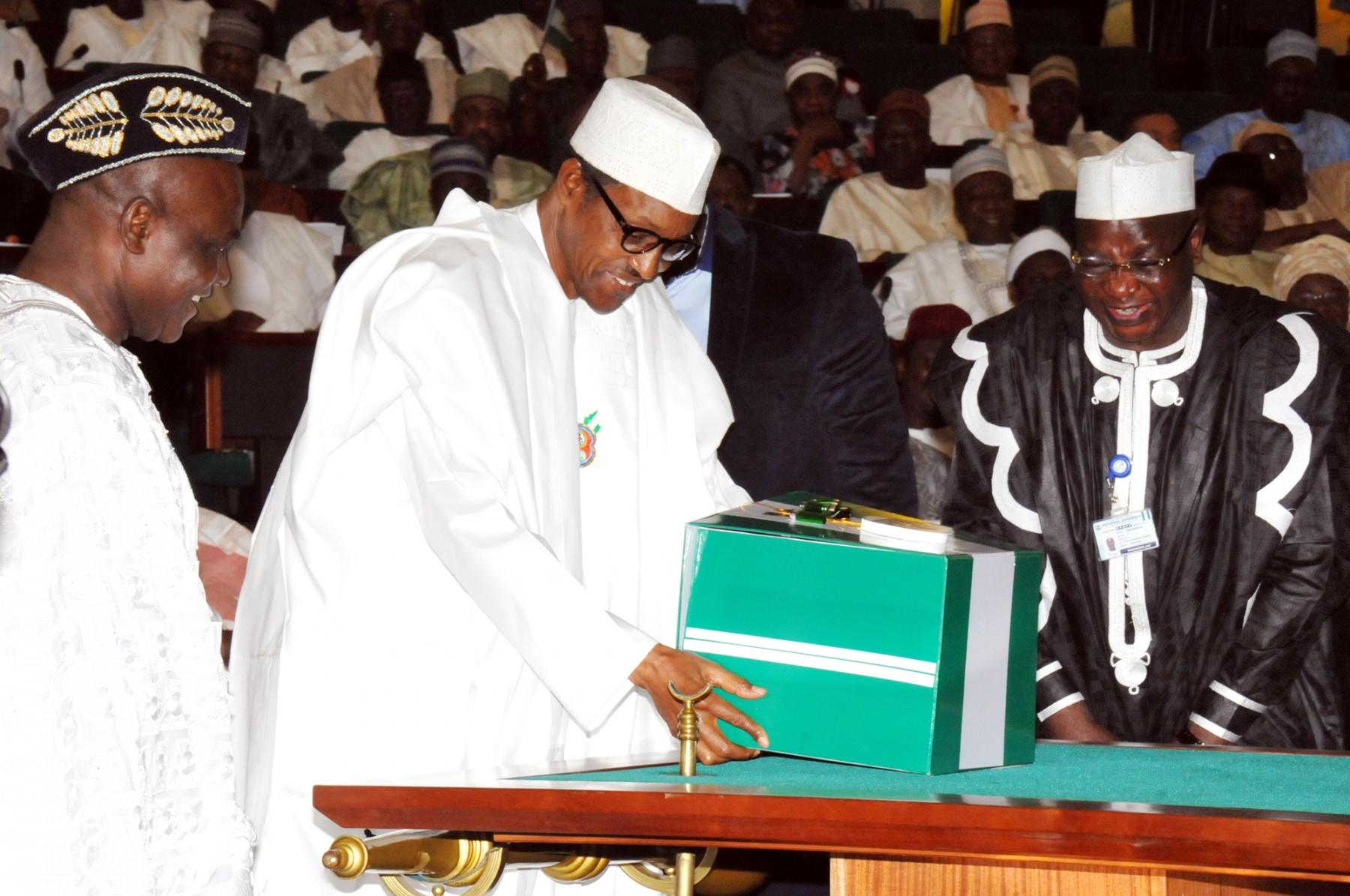 Image result for nigeria 2017 budget
