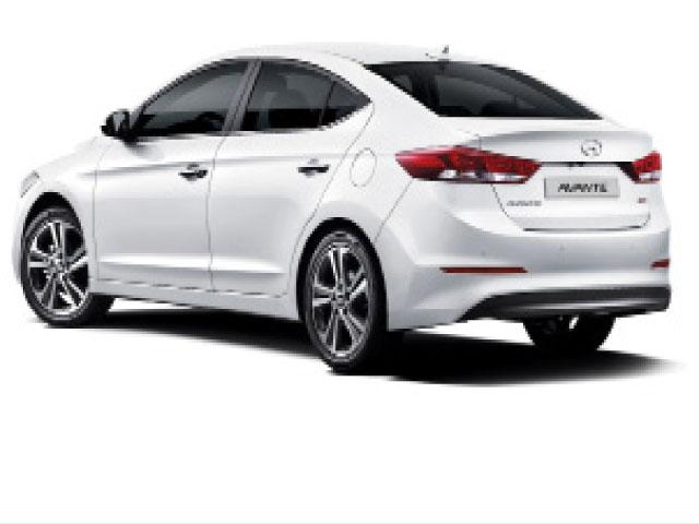 Hyundai Elantra Returns With Vital Makeover For 2016
