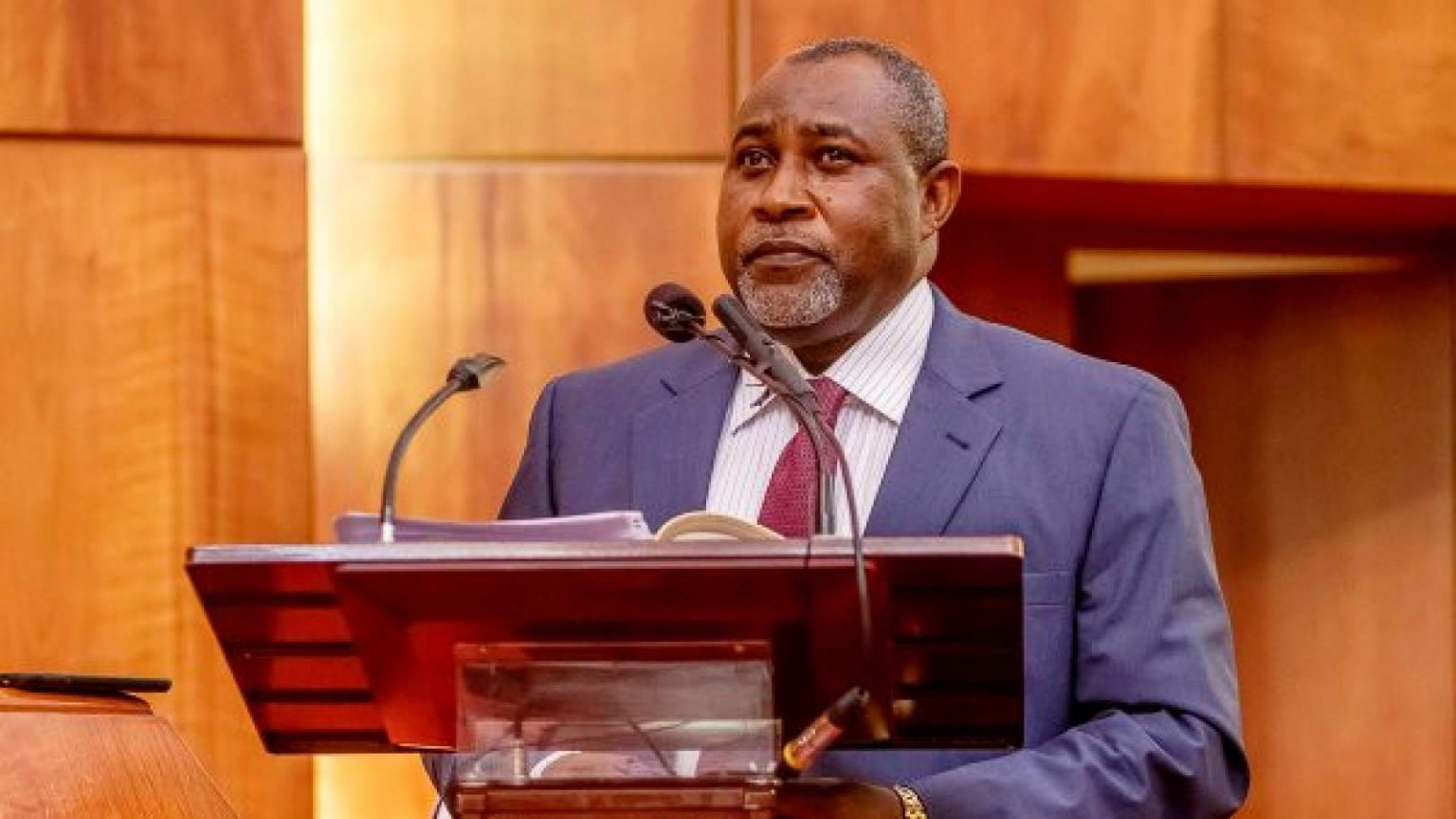 BODIES OF LATE MINISTER, JAMES OCHOLI, HIS WIFE AND SON