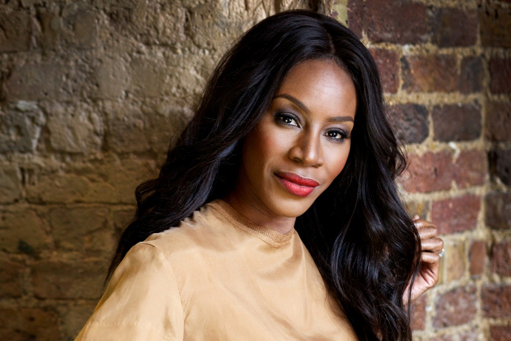 Portraits of Amma Asante, Director of the film Belle.