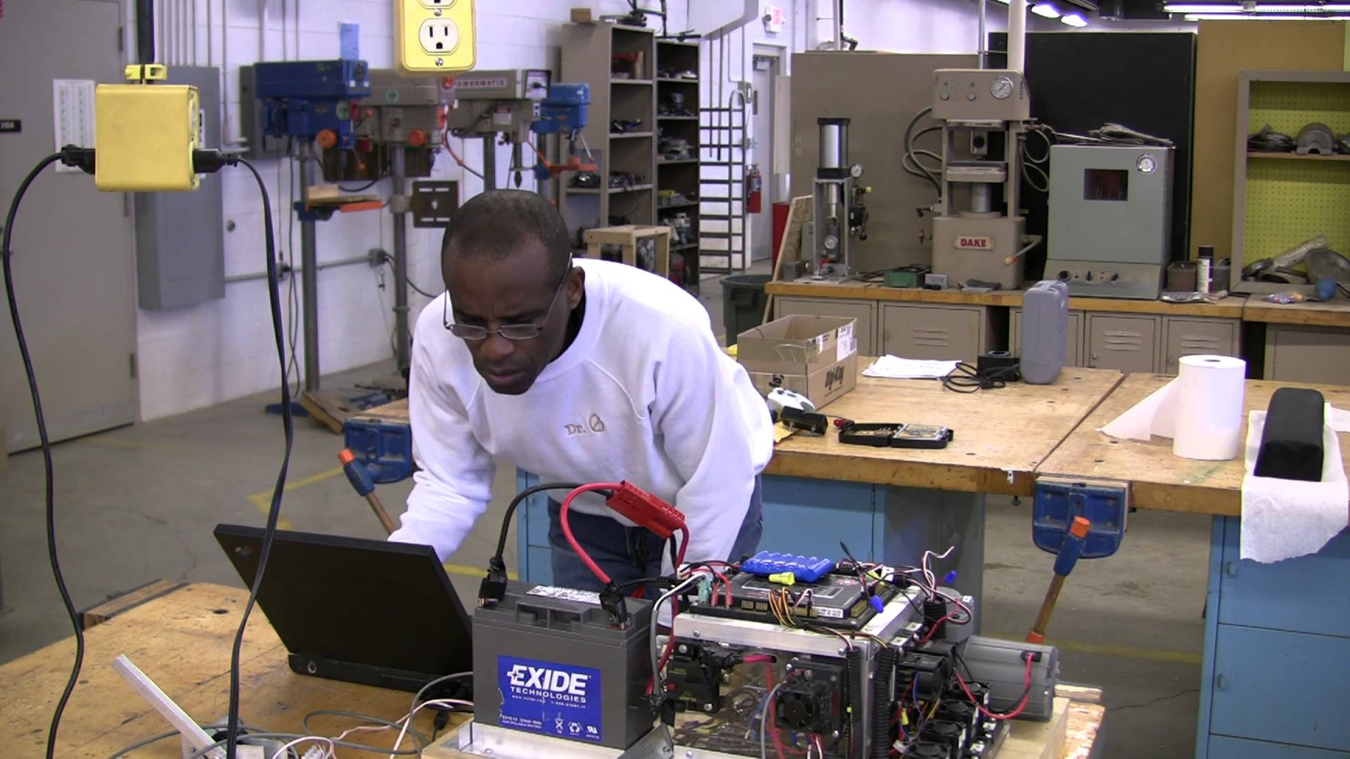 This Nigerian makes drones for the United States Army