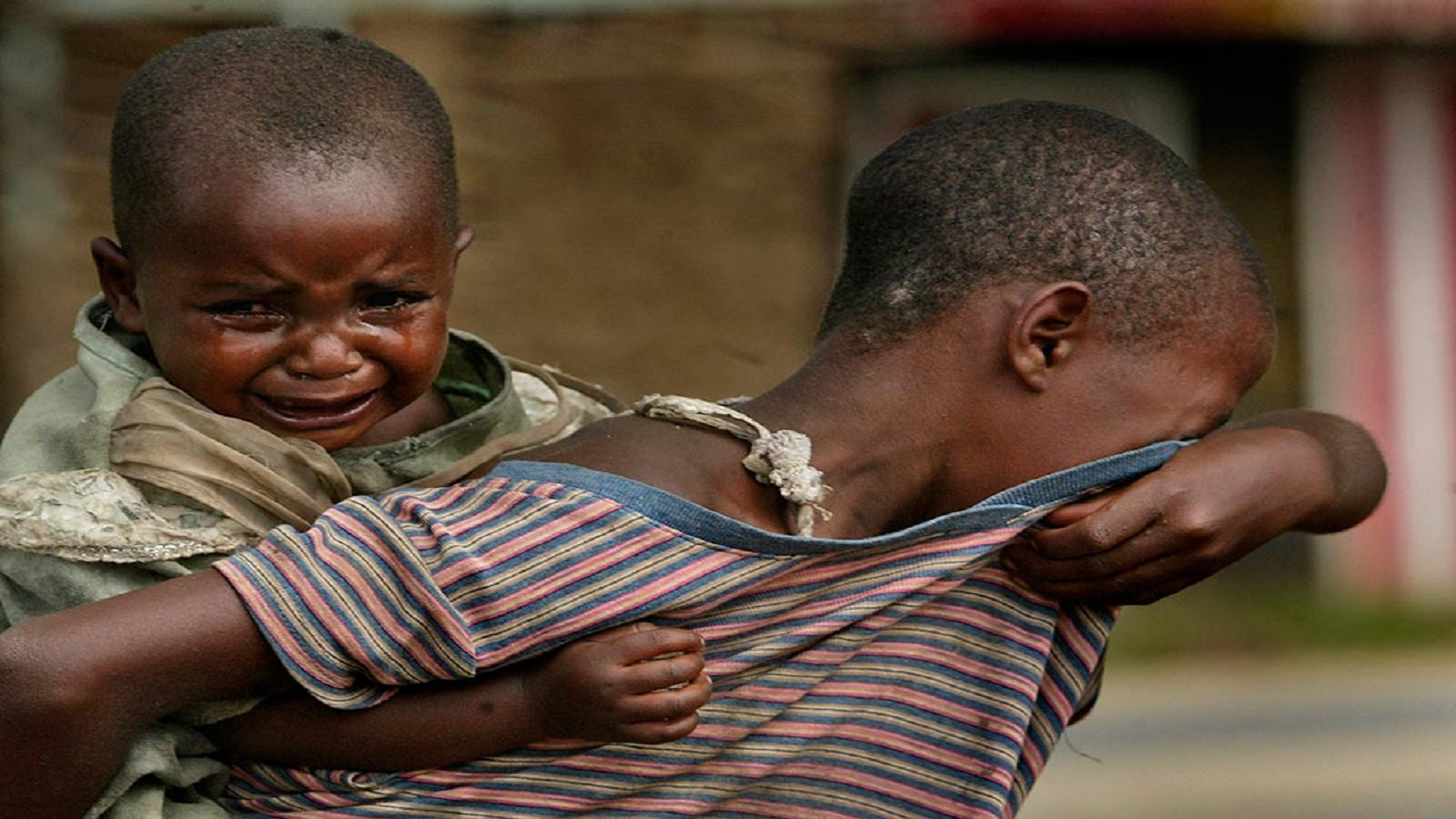 Images and Places, Pictures and Info: ugandan children crying |Crying African Children
