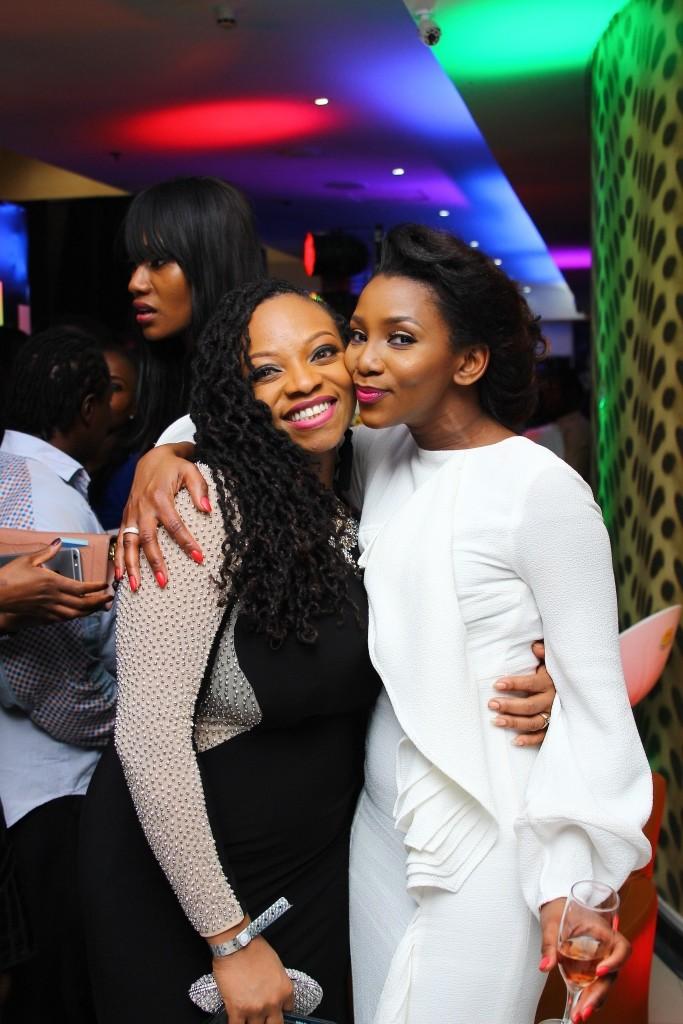 Genevieve and Chi-Chi Nwoko