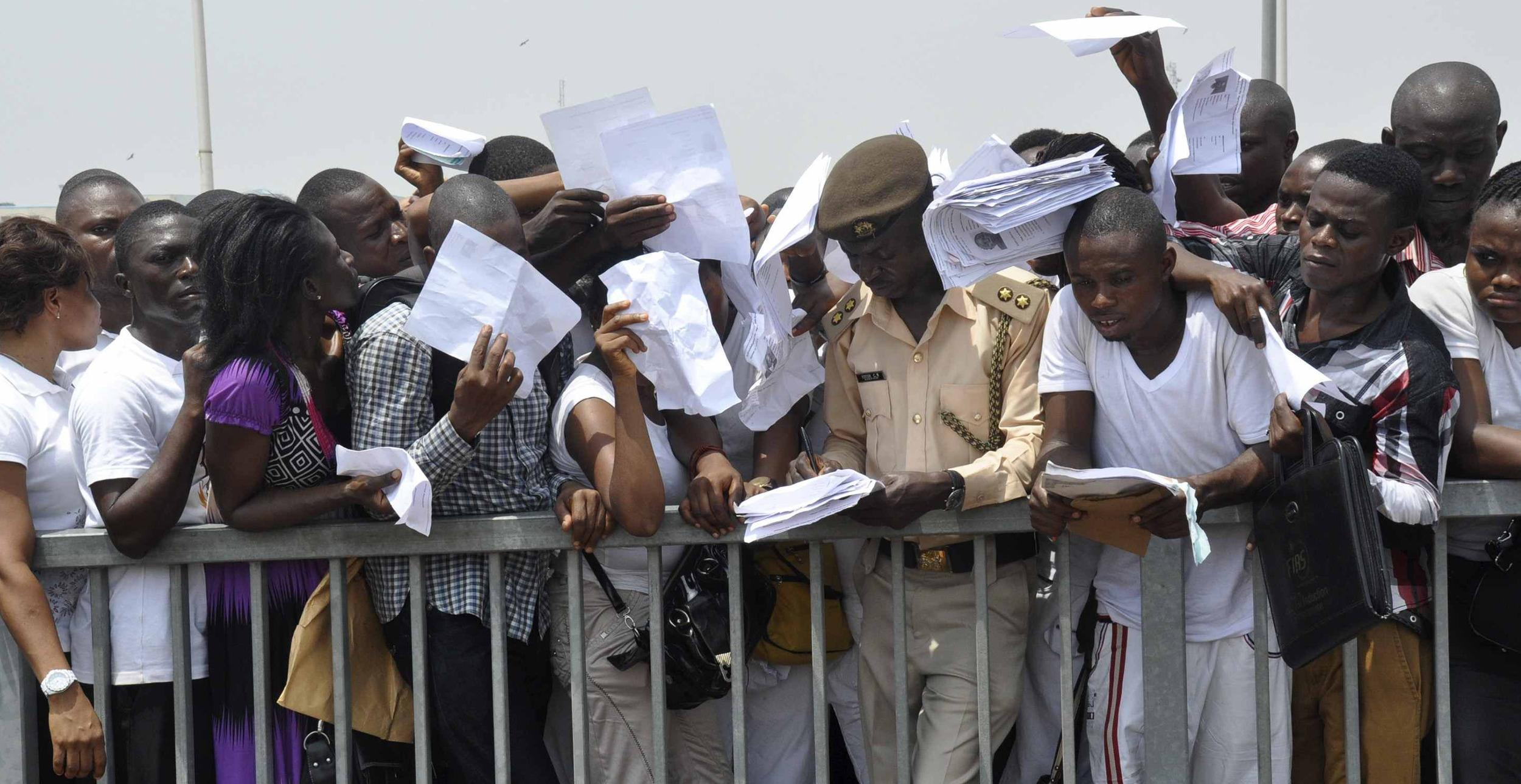 23 Million Unemployed Nigerians: E-Commerce To The Rescue? - Brand Spur