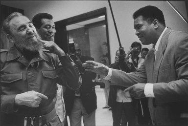 Ali and Castro