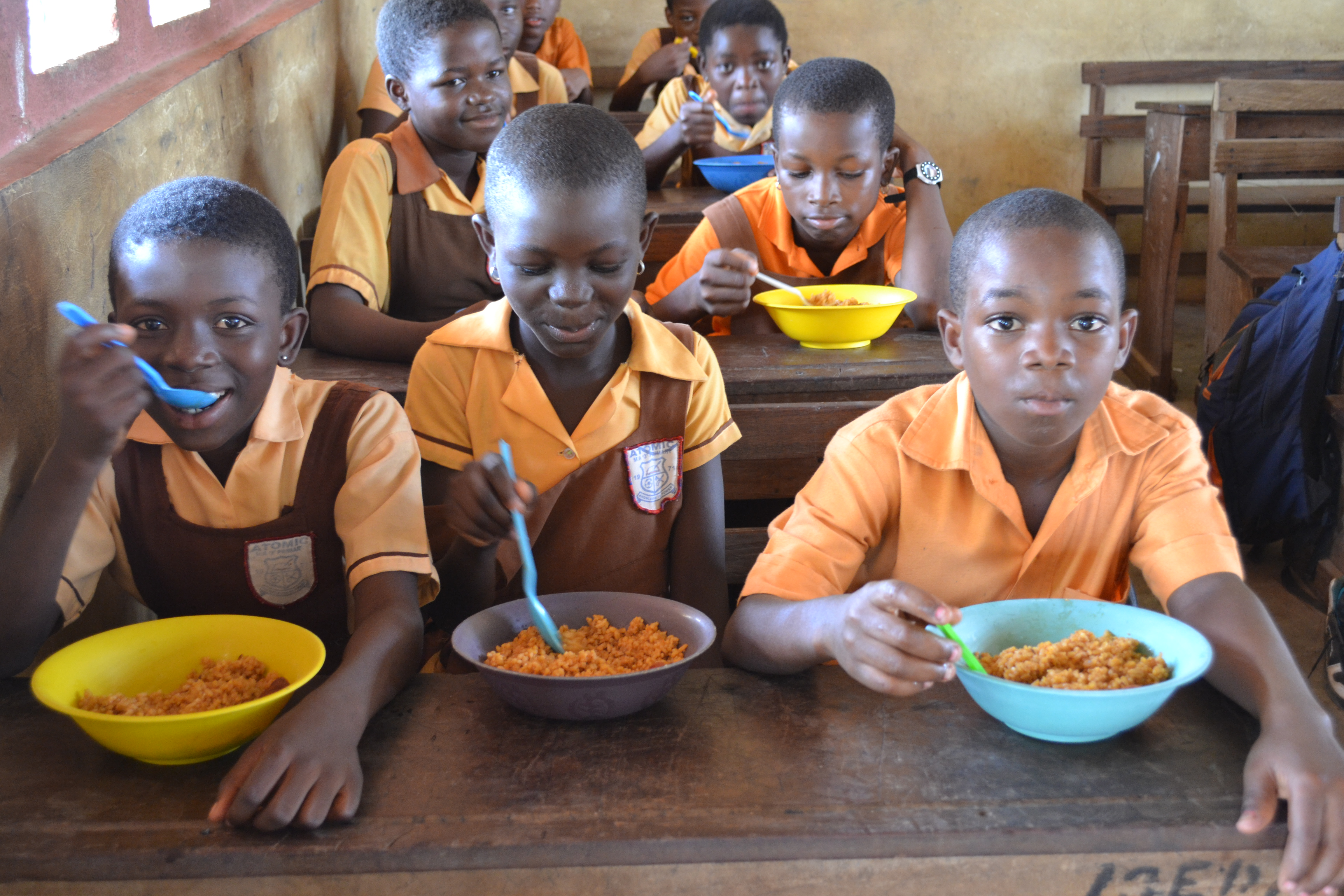 HGSF Programme FG Ventures Africa - FG to link 1m farmers to school feeding programme -Official