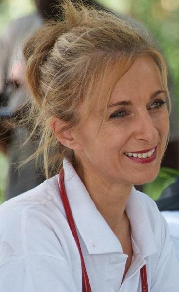 Dr. Martina Fuchs Credit - Real Medicine Foundation