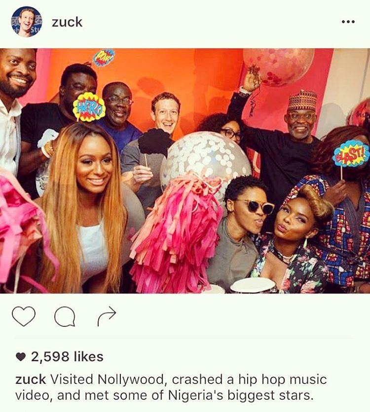 nollywood zuck