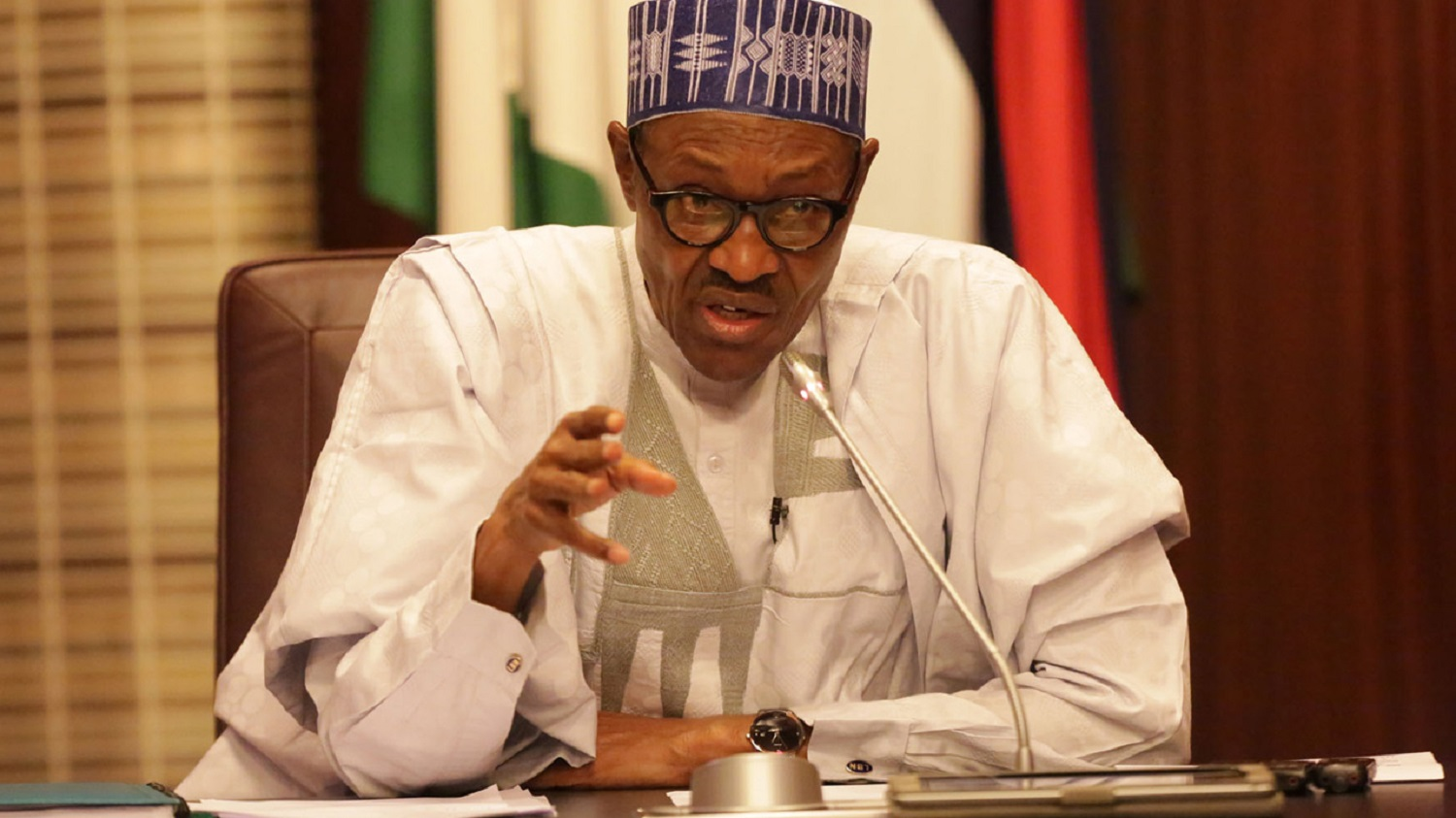 Image result for Nigerian leaders urged to restructure policies to respond to Climate change