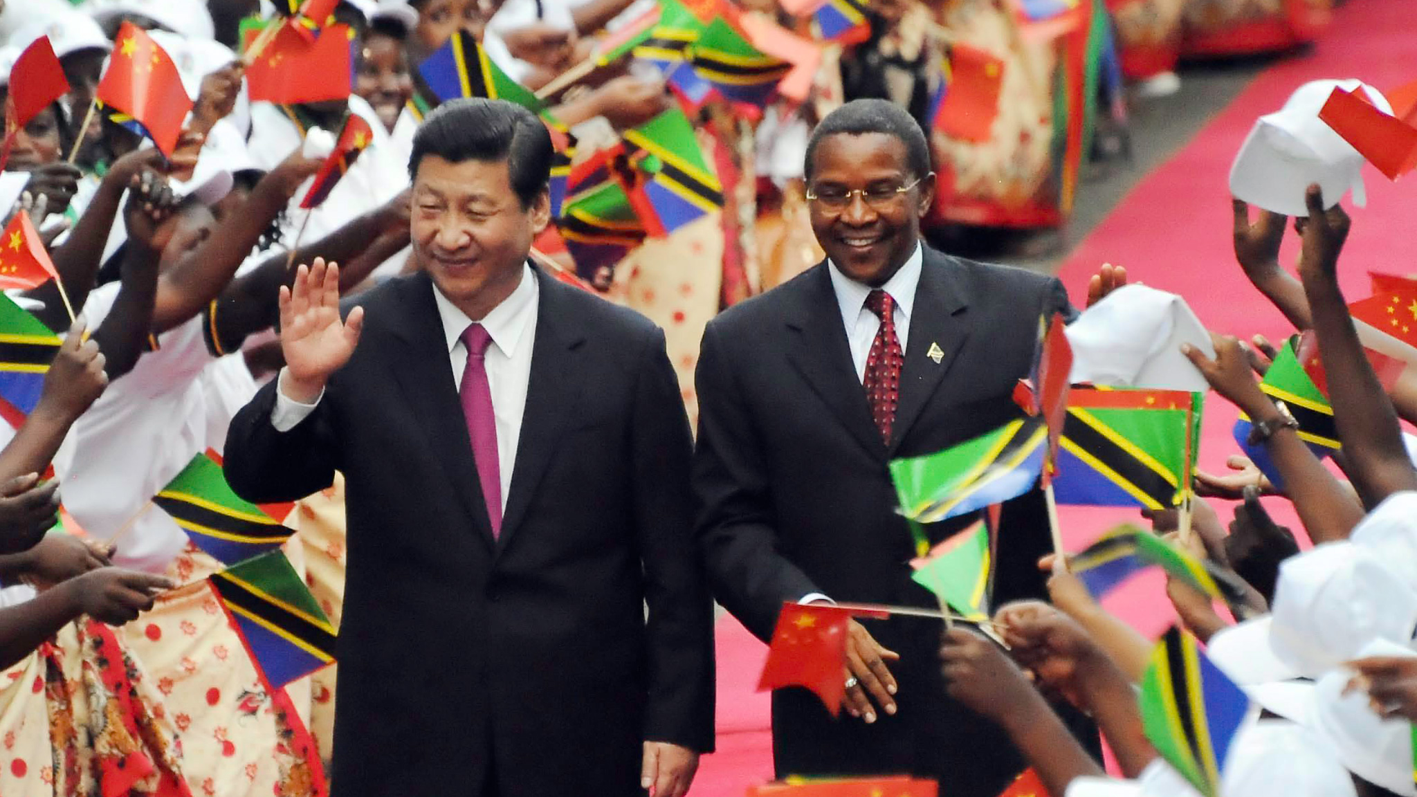 tibet and china relationship with africa